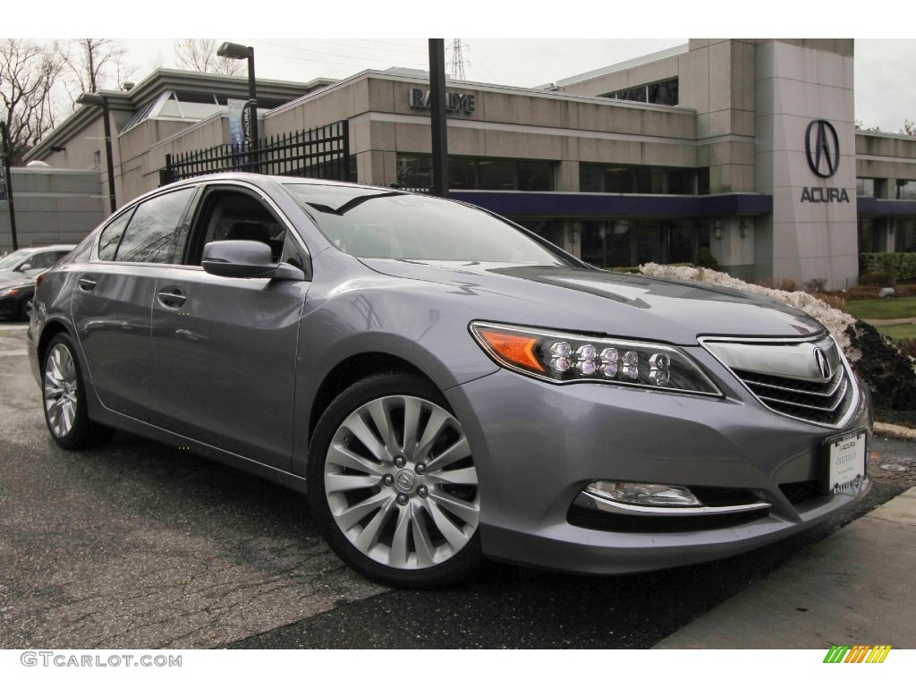 2014 graphite luster metallic acura rlx technology package 110586290 car color. Black Bedroom Furniture Sets. Home Design Ideas