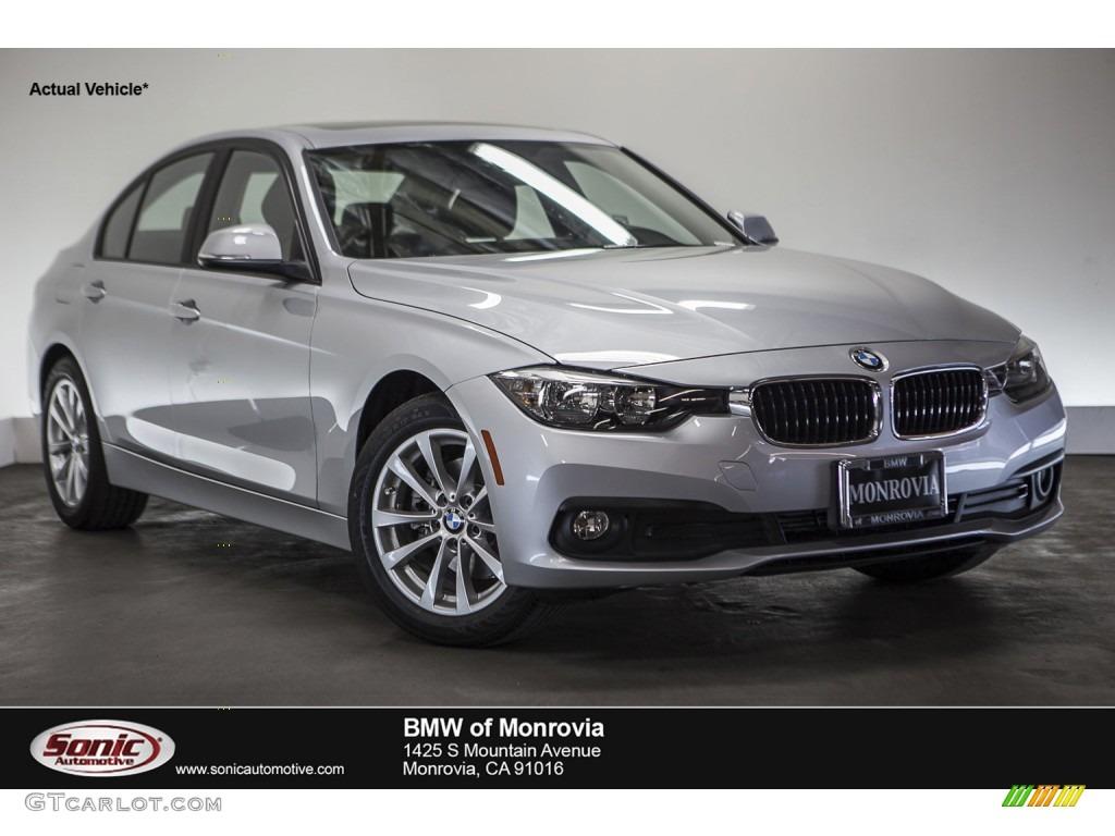 Glacier Silver Metallic BMW 3 Series