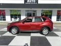 Zeal Red Mica 2013 Mazda CX-5 Touring