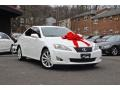 Glacier Frost Mica 2009 Lexus IS 250 AWD