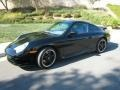 Black 2003 Porsche 911 Carrera Coupe