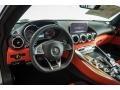 2016 AMG GT S Red Pepper/Black Interior