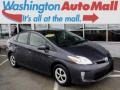 Winter Gray Metallic 2012 Toyota Prius 3rd Gen Two Hybrid