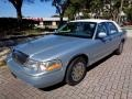 2004 Light Ice Blue Metallic Mercury Grand Marquis GS #110697769