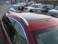 Crystal Red Tincoat - SRX Luxury AWD Photo No. 8