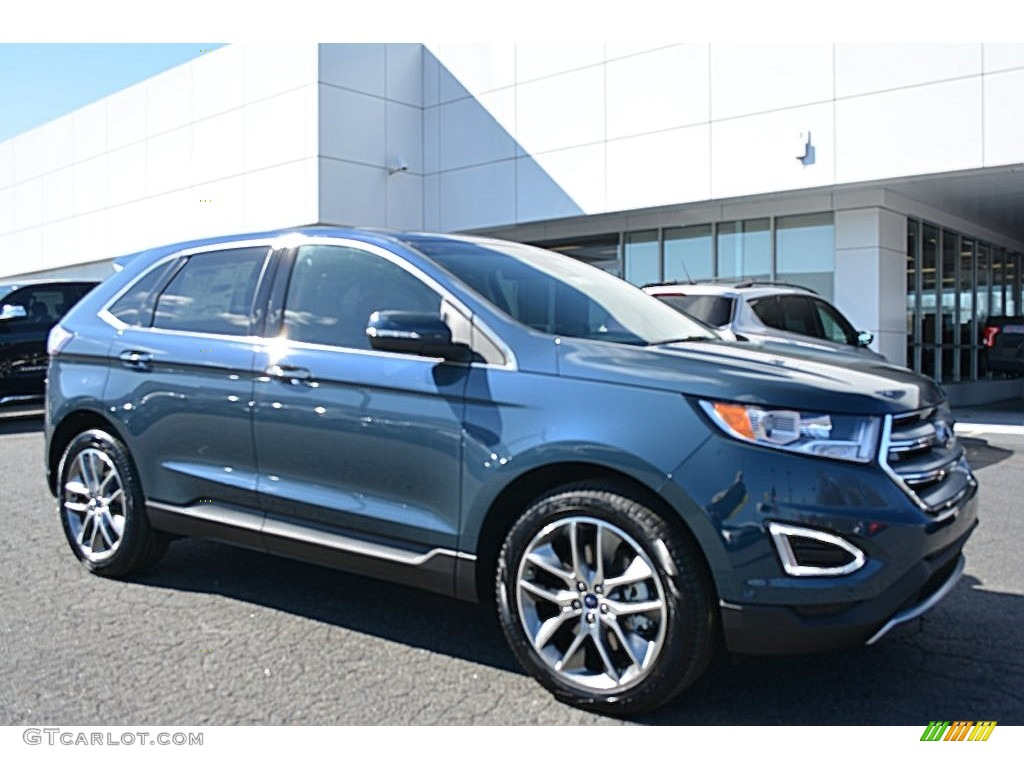 Too good to be blue ford edge ford edge titanium awd