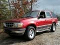 Toreador Red Metallic 1997 Ford Explorer Gallery