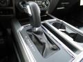 2016 Ford F150 Platinum Black Interior Transmission Photo