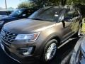 2016 Caribou Metallic Ford Explorer XLT  photo #2