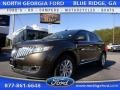 Earth Metallic 2011 Lincoln MKX FWD