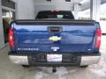 2013 Blue Topaz Metallic Chevrolet Silverado 1500 LT Regular Cab 4x4  photo #12