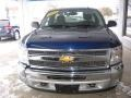 2013 Blue Topaz Metallic Chevrolet Silverado 1500 LT Regular Cab 4x4  photo #18