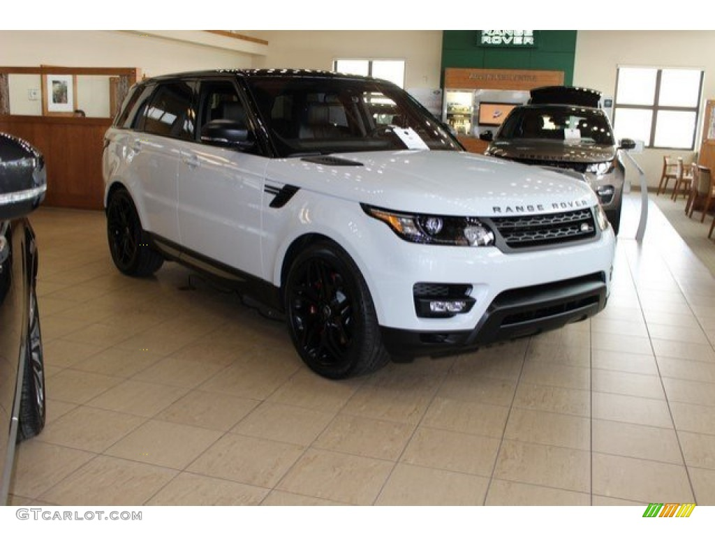 2016 yulong white metallic land rover range rover sport supercharged 110799407. Black Bedroom Furniture Sets. Home Design Ideas