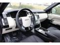 2016 Land Rover Range Rover Ebony/Ivory Interior Prime Interior Photo