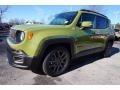 2016 Jungle Green Jeep Renegade 75th Anniversary #110816702