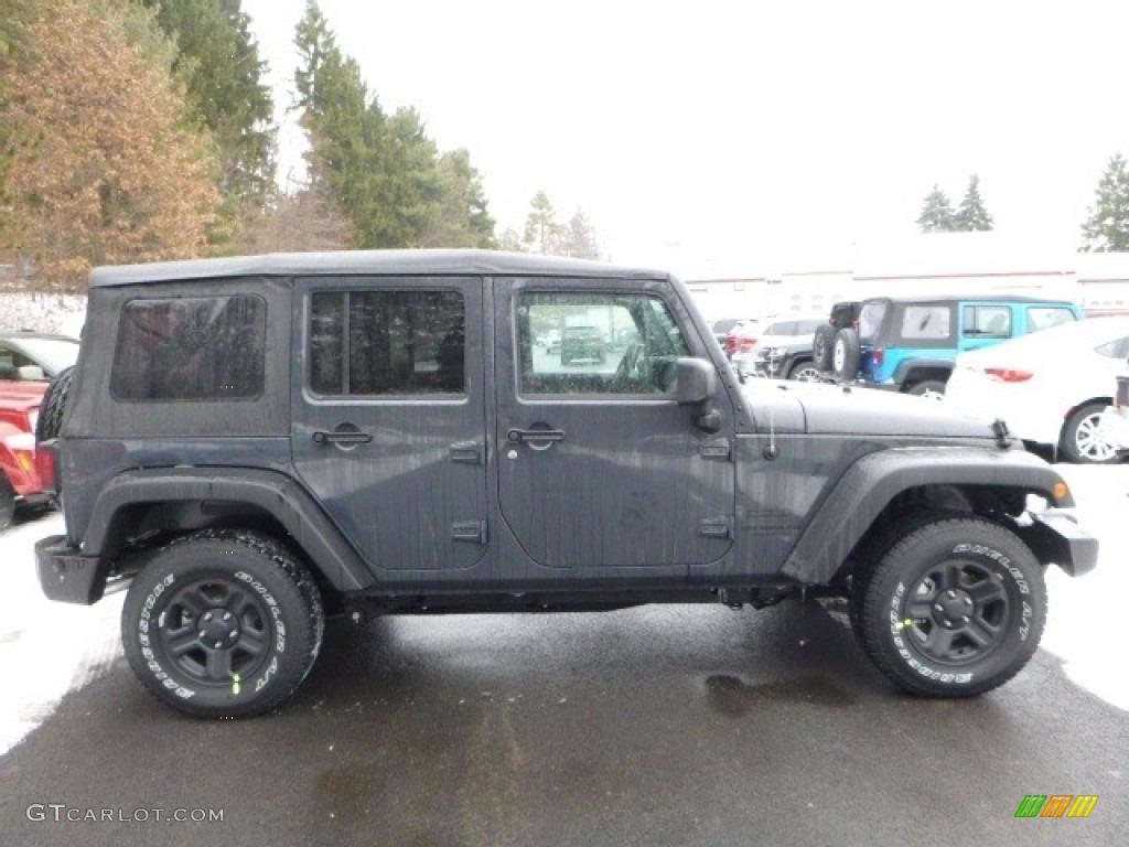 Jeep Wrangler Rhino >> 2016 Rhino Jeep Wrangler Unlimited Sport 4x4 110816689