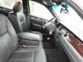 2008 Town Car Signature Limited Black Interior