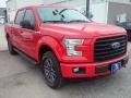 2016 Race Red Ford F150 XLT SuperCrew 4x4  photo #29