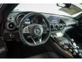 Dashboard of 2016 AMG GT S Coupe