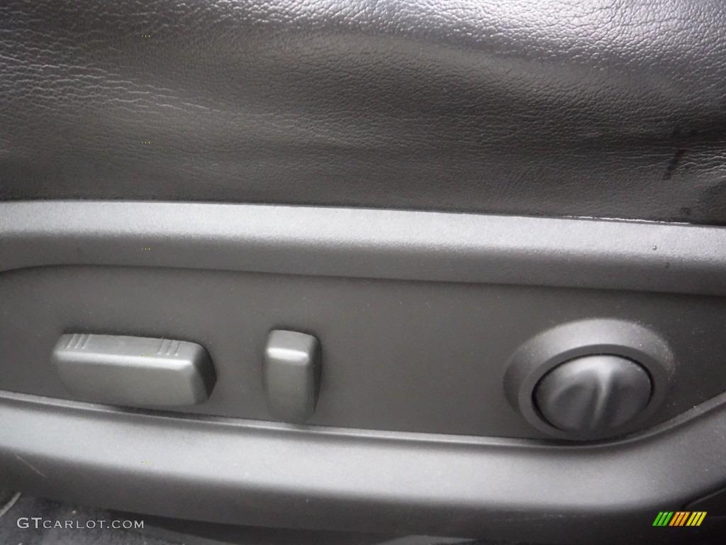 2010 Enclave CXL AWD - Red Jewel Tintcoat / Titanium/Dark Titanium photo #16