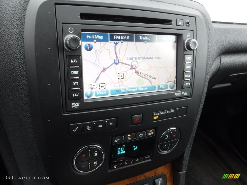 2010 Enclave CXL AWD - Red Jewel Tintcoat / Titanium/Dark Titanium photo #20