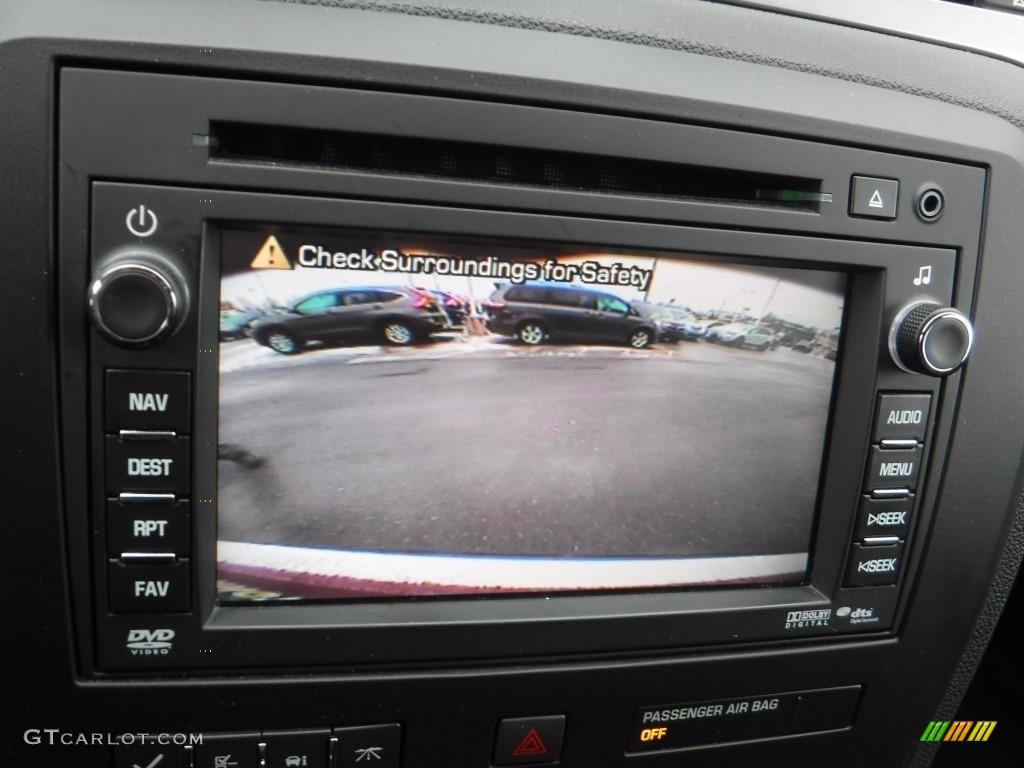 2010 Enclave CXL AWD - Red Jewel Tintcoat / Titanium/Dark Titanium photo #21