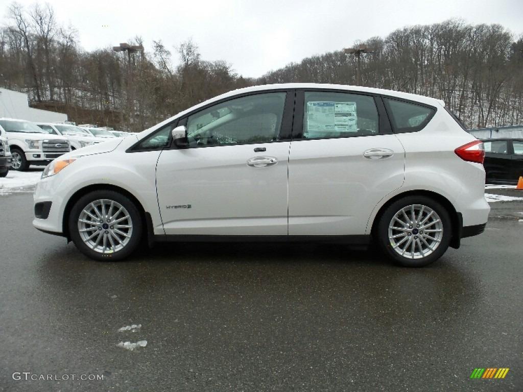 2016 white platinum ford c max hybrid se 110839301 photo 6 car color galleries. Black Bedroom Furniture Sets. Home Design Ideas