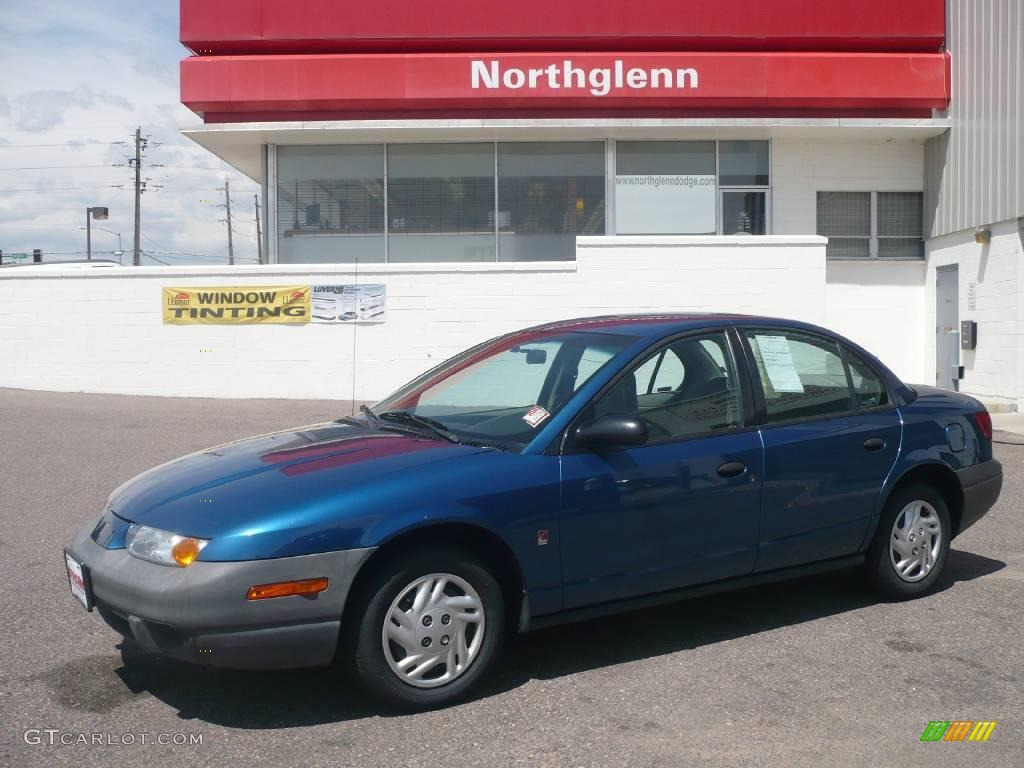 2000 blue saturn s series sl sedan 11040540 gtcarlot. Black Bedroom Furniture Sets. Home Design Ideas
