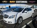 Summit White 2014 Buick Verano