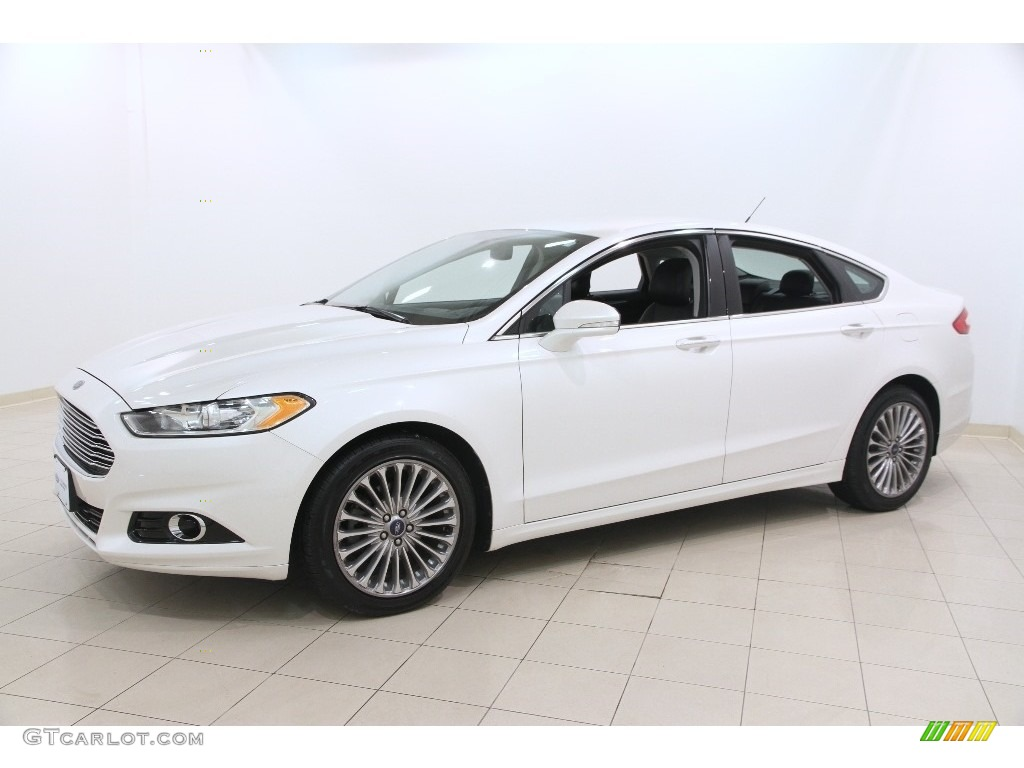 2013 Ford Fusion Titanium Awd Exterior Photos
