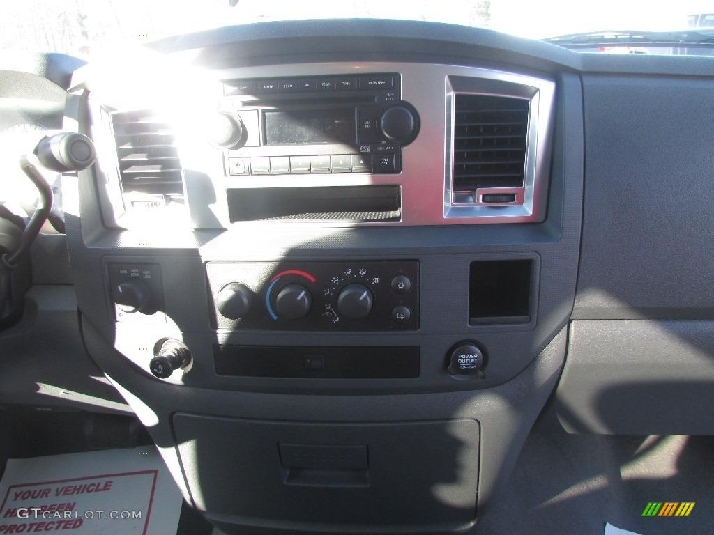 2008 Ram 3500 SLT Quad Cab 4x4 Dually - Brilliant Black Crystal Pearl / Medium Slate Gray photo #20