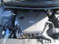 Triathlon Gray - Accent SE Sedan Photo No. 14