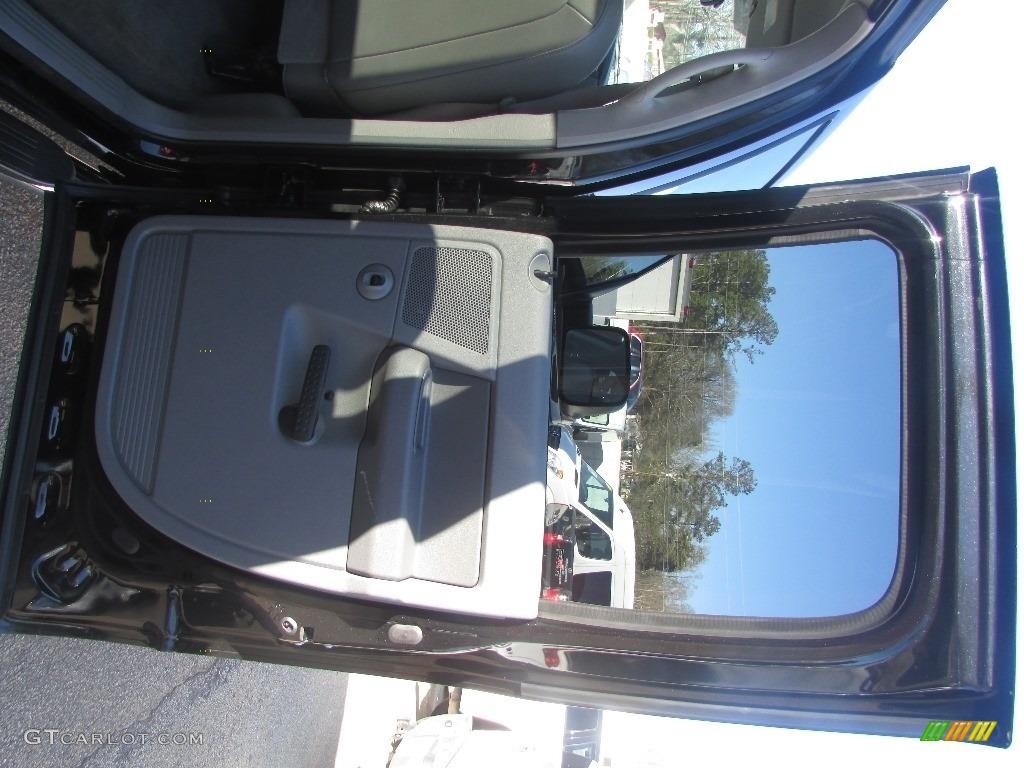 2008 Ram 3500 SLT Quad Cab 4x4 Dually - Brilliant Black Crystal Pearl / Medium Slate Gray photo #33