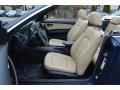 2010 1 Series 128i Convertible Beige Boston Leather Interior