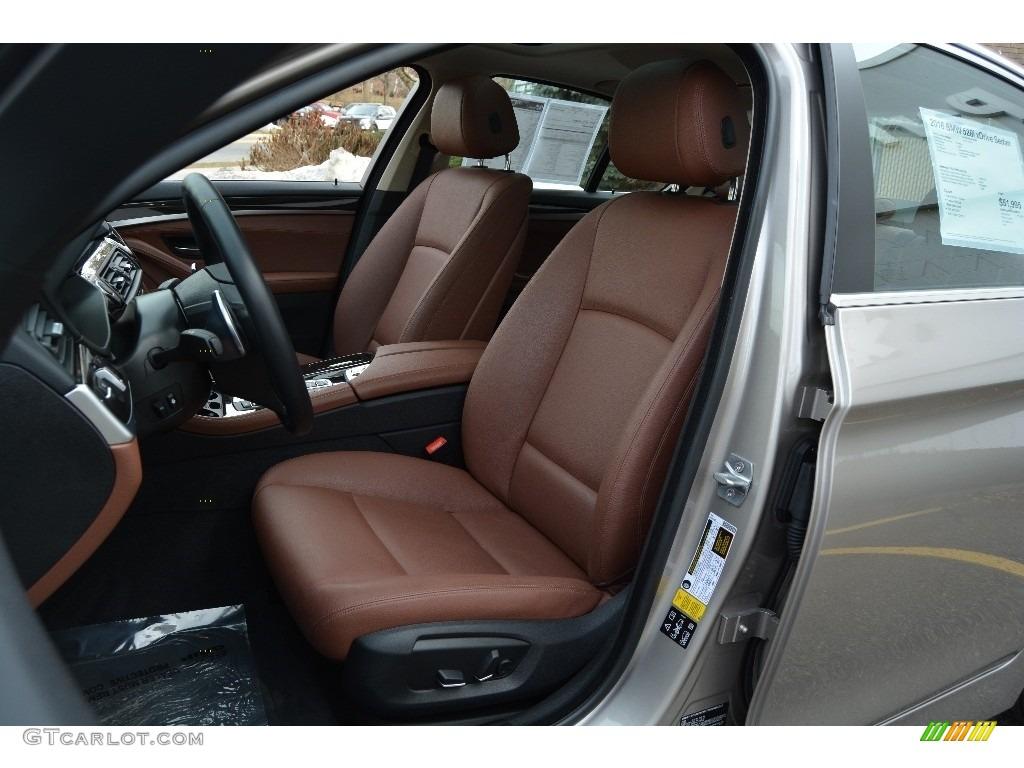 2016 Cashmere Silver Metallic Bmw 5 Series 528i Xdrive