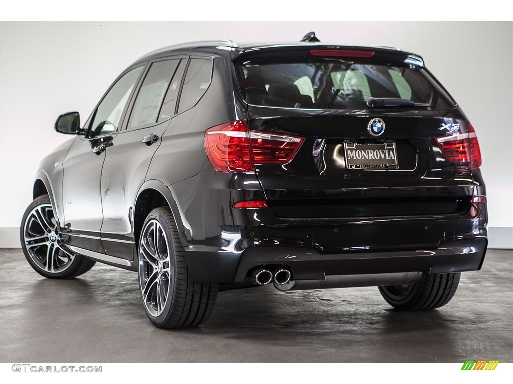 2016 black sapphire metallic bmw x3 xdrive28i 110944086 photo 3 car color. Black Bedroom Furniture Sets. Home Design Ideas