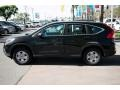 2015 Crystal Black Pearl Honda CR-V LX AWD  photo #9