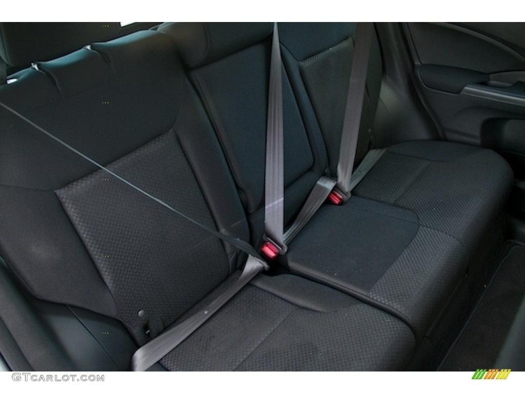2015 CR-V LX AWD - Crystal Black Pearl / Black photo #18