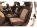 Cocoa/Cashmere 2012 Chevrolet Malibu Interiors