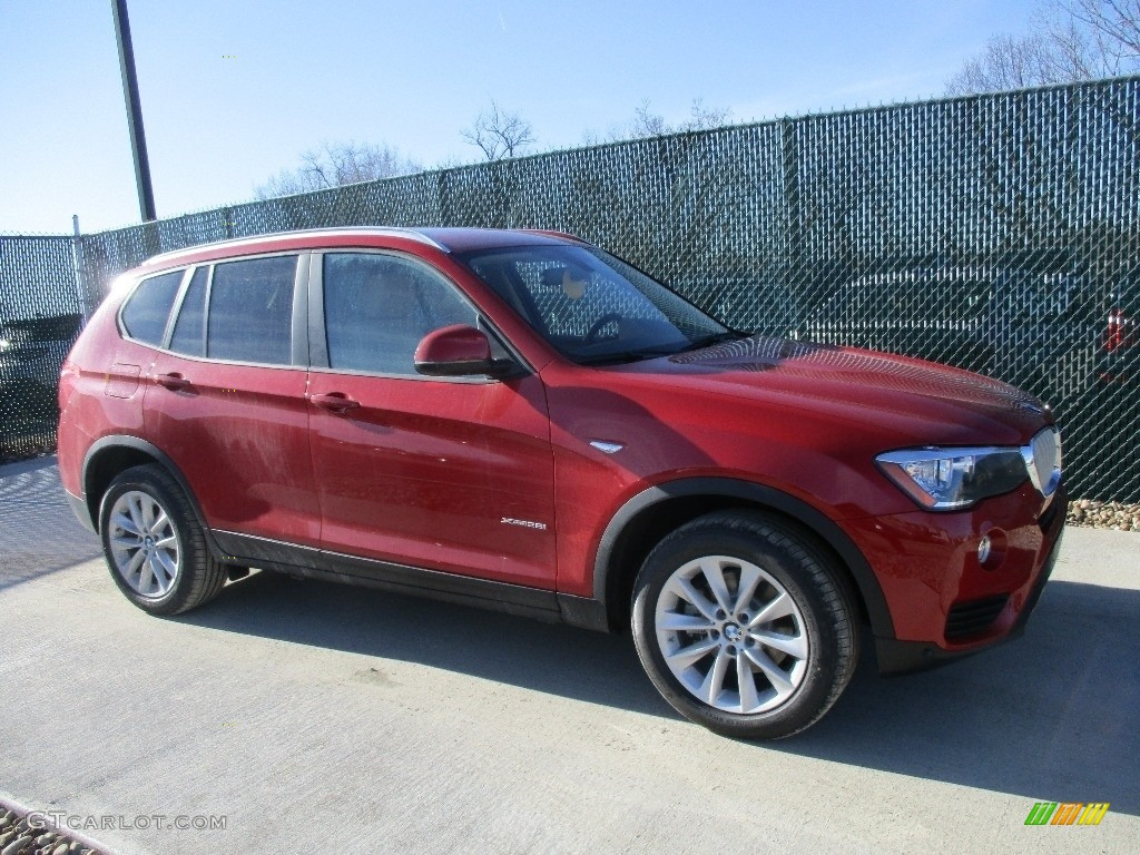 2016 melbourne red metallic bmw x3 xdrive28i 110971287 photo 19 car color. Black Bedroom Furniture Sets. Home Design Ideas