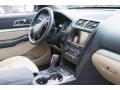 2016 Oxford White Ford Explorer XLT  photo #7