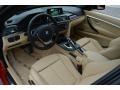 2016 3 Series 328i xDrive Gran Turismo Venetian Beige Interior