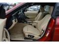 Front Seat of 2016 3 Series 328i xDrive Gran Turismo