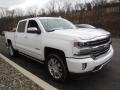 Front 3/4 View of 2016 Silverado 1500 High Country Crew Cab 4x4