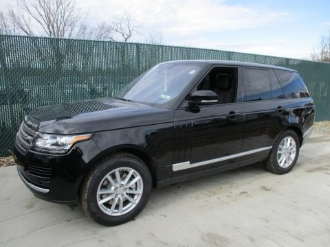 2016 Land Rover Range Rover  Data, Info and Specs