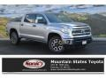 2016 Silver Sky Metallic Toyota Tundra SR5 CrewMax 4x4  photo #1