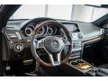 Dashboard of 2016 E 550 Coupe