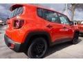 Colorado Red 2016 Jeep Renegade Gallery