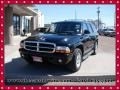 2003 Black Dodge Durango SLT #111034513