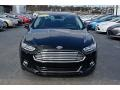 2013 Tuxedo Black Metallic Ford Fusion Titanium  photo #28